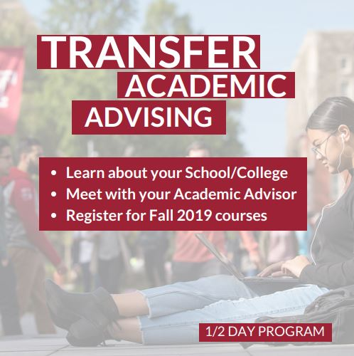 Transfer Academic Advising
