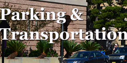 Image of Parking and Transportation Services